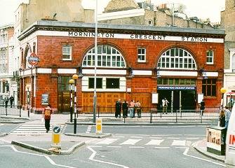 Mornington Crescent station